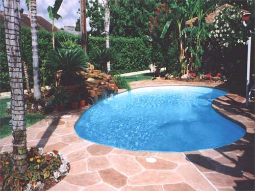 pecos Fiberglass Pools Tulsa